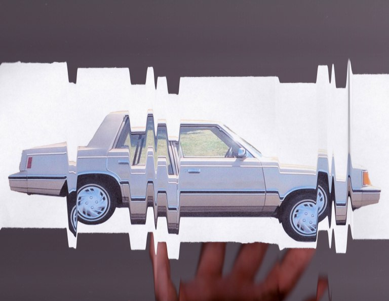 Car Scan Experiment 2